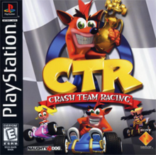 Download File Game CTR PS1